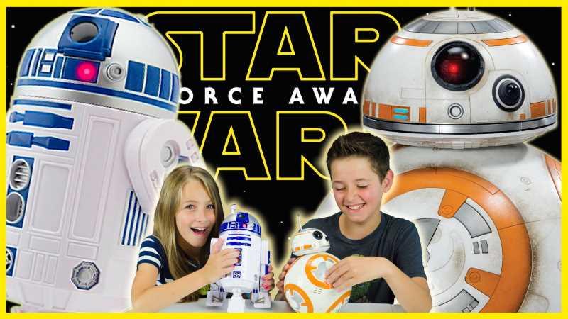 muñecos de star wars interactivos